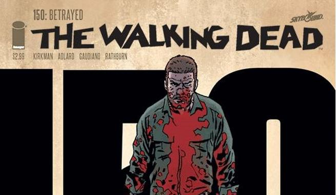 The Walking Dead #150 Tops January Sales Chart, Marvel's Market Dominance Continues