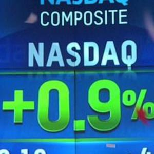 NASDAQ Closes Over 5,000; First Time in 15 Years