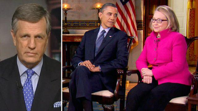 Hume's take: Obama and Hillary's '60 Minutes' interview