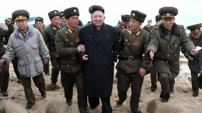 "North Korea's baby-faced leader is no ""super-villain"" like Osama bin Laden."