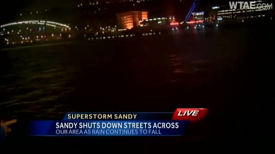 Superstorm Sandy: Street Closures