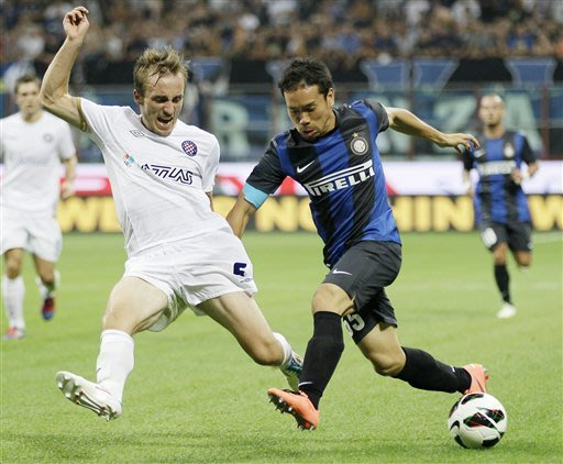 Inter, Liverpool make progress in Europa League