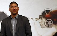 Director Peter Ramsey poses during a photocall for the movie &quot;Rise of the Guardians&quot; at the Rome Film Festival in Rome, November 13, 2012. REUTERS/Alessandro Bianchi/Files