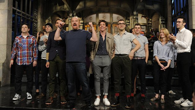Louis C.K. Hosts 'SNL' - What You Didn't See