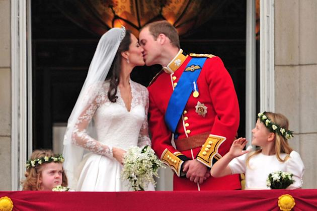 Anniversario nozze william e kate