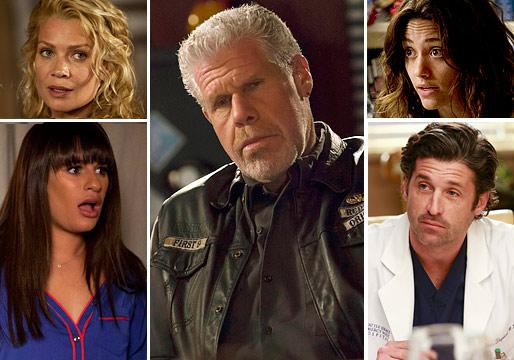 Ask Ausiello: Spoilers on Grey's, Walking Dead, Sons of Anarchy, Glee, Shameless and More!