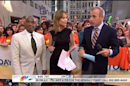 Kelly Clarkson Covers 'Call Me Maybe' and Al Roker Gets Frozen