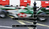 London Could Stage Formula 1 Grand Prix