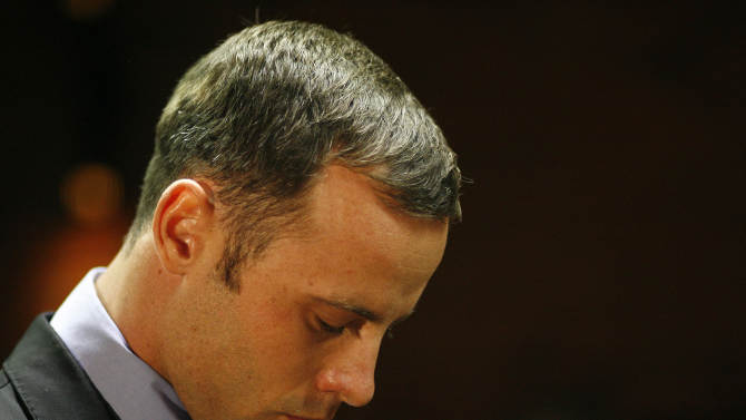 Nike suspends contract with Oscar Pistorius
