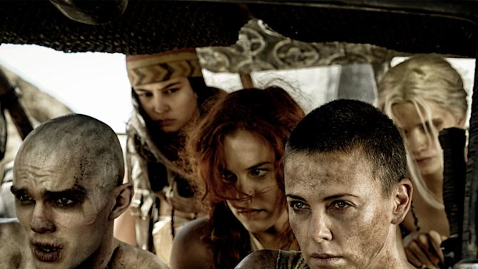 Mad Max review: wasted land