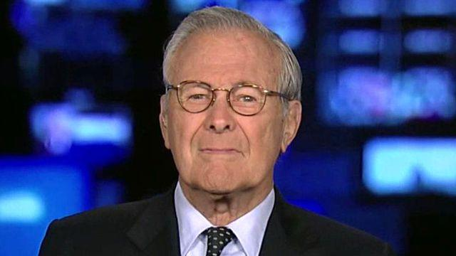 Rumsfeld: U.S. intelligence leaks most 'extensive'