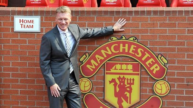 David Moyes is trying to kickstart a new era at Manchester United