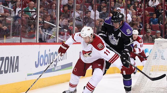 Los Angeles Kings v Phoenix Coyotes