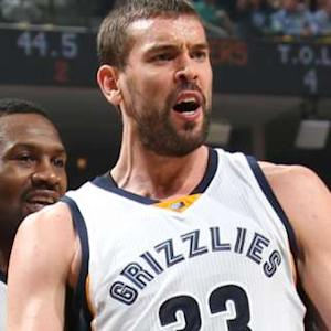 Assist of the Night: Marc Gasol