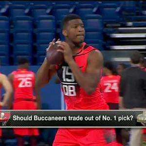 Should the Tampa Bay Buccaneers trade the No. 1 pick?