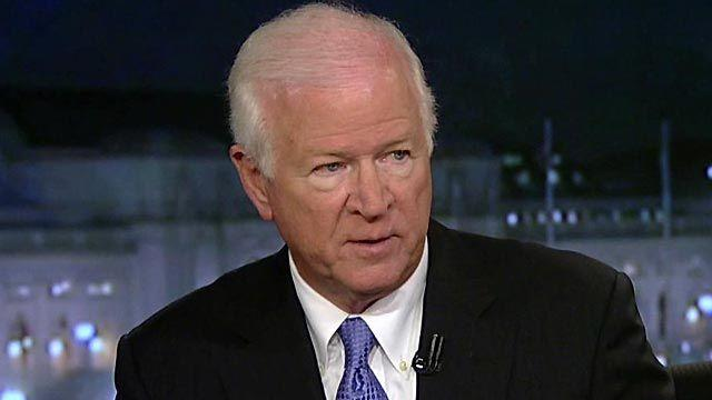 Sen. Chambliss on Benghazi, John Brennan hearing