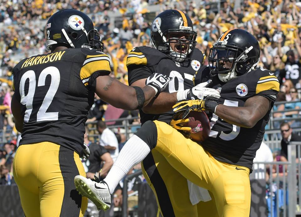 Steelers D comes up big in 17-9 win over Jaguars