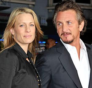 "Sean Penn: My Marriage to Robin Wright Was a ""Fraud"""