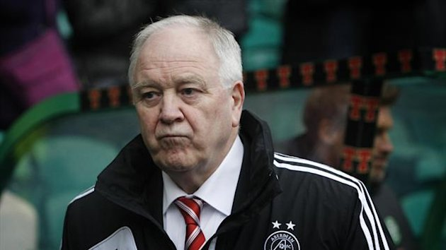 Craig Brown wanted to end his managerial career on a high