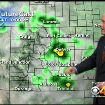 Saturday AM Forecast: More Slow Moving Storms With Heavy Rain
