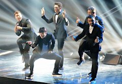 N'Sync | Photo Credits: Rick Diamond/Getty Images