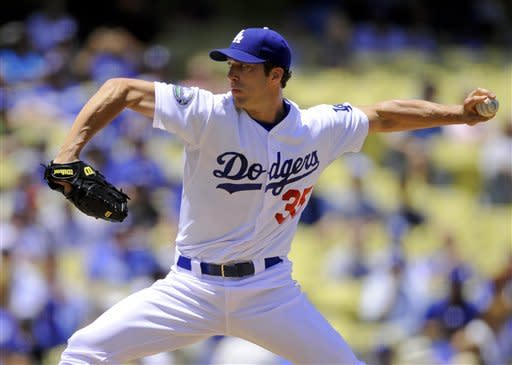 Hairston gets 5 hits, Dodgers beat Astros