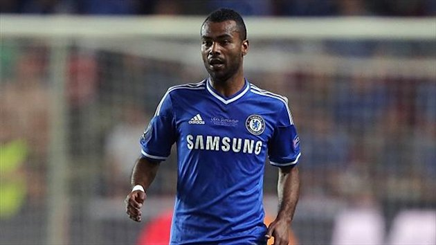 Ashley Cole will not feature for Chelsea against Schalke on Tuesday