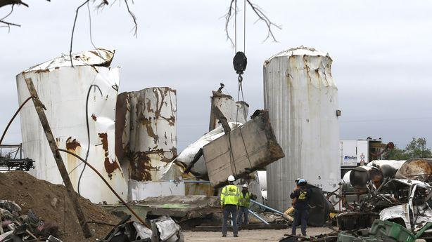 Texas Fertilizer Plant Was the Target of 'Breaking Bad'-Style Meth Recipe Theft