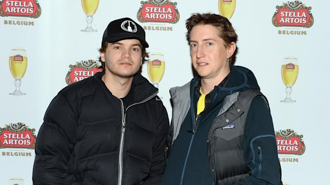"Stella Artois Hosts Press Junket For Sundance Film ""Prince Avalanche"" At Village At The Lift - 2013 Park City"