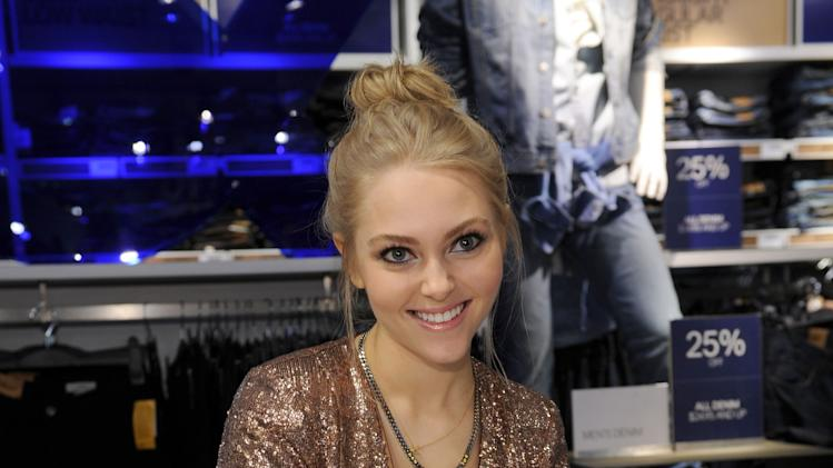 "H&M Celebrates Launch Of ""Denim Days"" Campaign With AnnaSophia Robb"