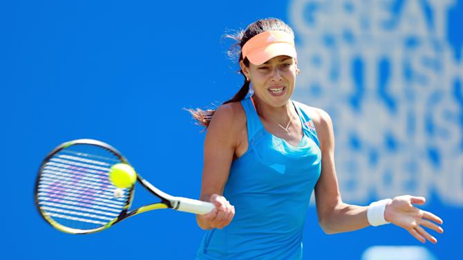 Ivanovic closer to conquering grass
