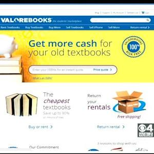 College Students Say Local Textbook Company Is A 'Scam'