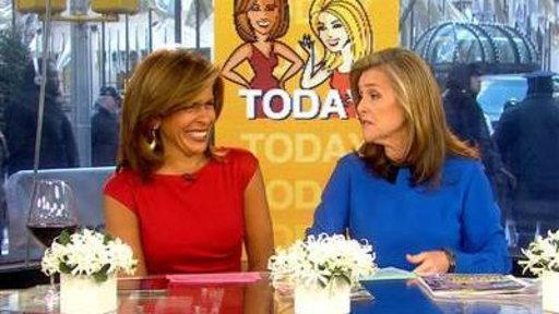 Hoda Teaches Meredith How to Tweet