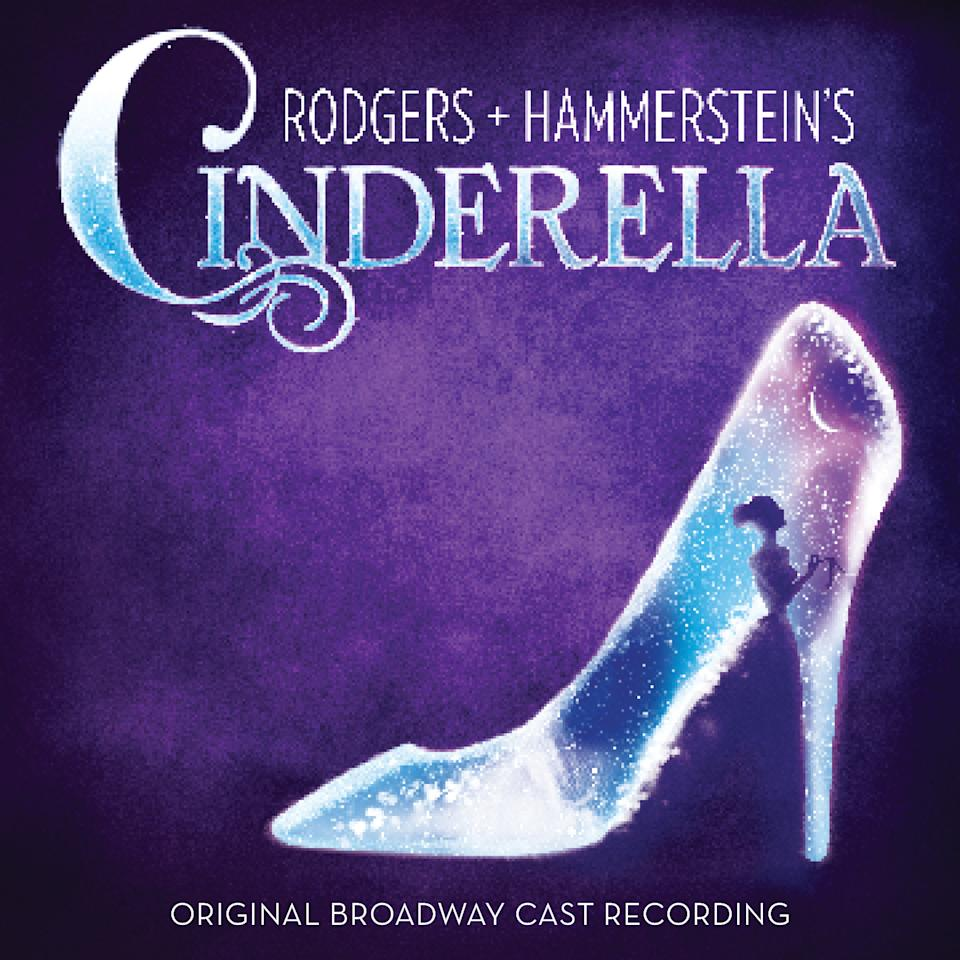 "This CD cover image released by Ghostlight shows the original Broadway cast recording of ""Rodgers + Hammerstein's Cinderella."" The 29-member cast, plus a 20-piece orchestra that was split up over half a dozen rooms and booths, recorded their cast album in one day. (AP Photo/Ghostlight)"