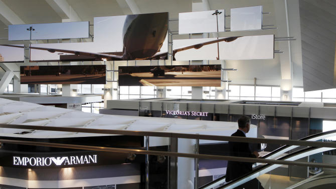 Renovated terminal to be unveiled at LA airport