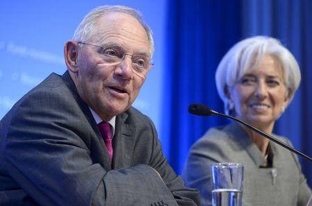 G20 more upbeat on growth, but officials fret over Greece