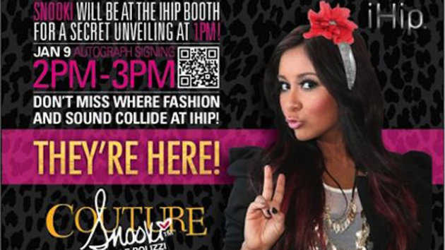 Snooki Touts Line of Tech Gear (ABC News)