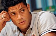 Hulk: I&#39;m feeling the pressure at Zenit at the moment