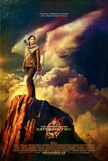 Poster of The Hunger Games: Catching Fire