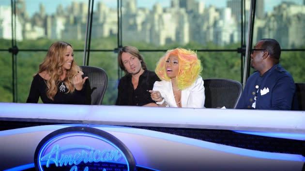 American Idol Season 12: The Dueling Divas Debut  -- Getty Images