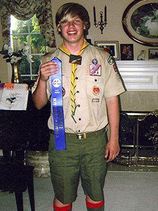 Eagle Scout award denied