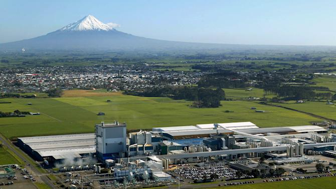 China, Russia halt some NZ dairy imports