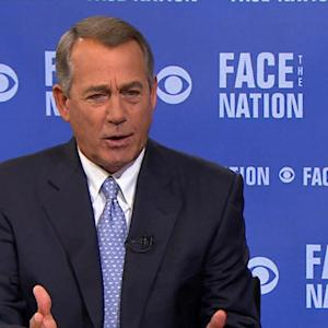 """Boehner faces backlash from """"rambunctious"""" House in DHS funding fight"""