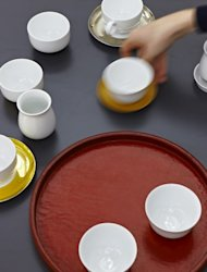 British teasmiths have created a set of specially designed teaware to release the full aromas and fragrances of different teas