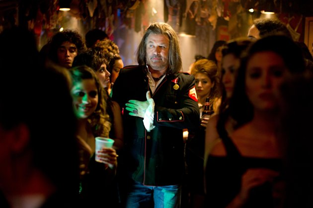 "This film image released by Warner Bros. Pictures shows Alec Baldwin as Dennis Dupree in New Line Cinema's rock musical ""Rock of Ages,"" a Warner Bros. Pictures release. (AP Photo/Warner Bros. Pictures, David James)"
