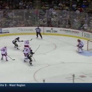 Mike Smith Save on Evgeni Malkin (06:06/1st)