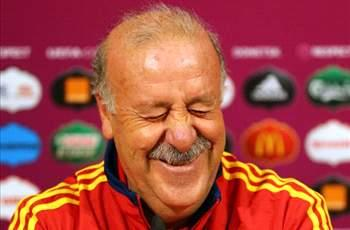 Del Bosque: Xavi will play against France if he says he is fit