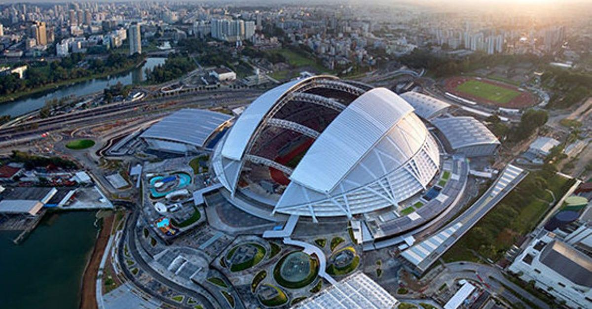 Asia's First Integrated Sports & Entertainment Hub