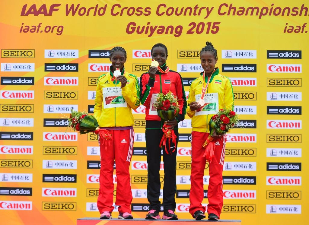 Kamworor, Tirop lead Kenya cross country domination