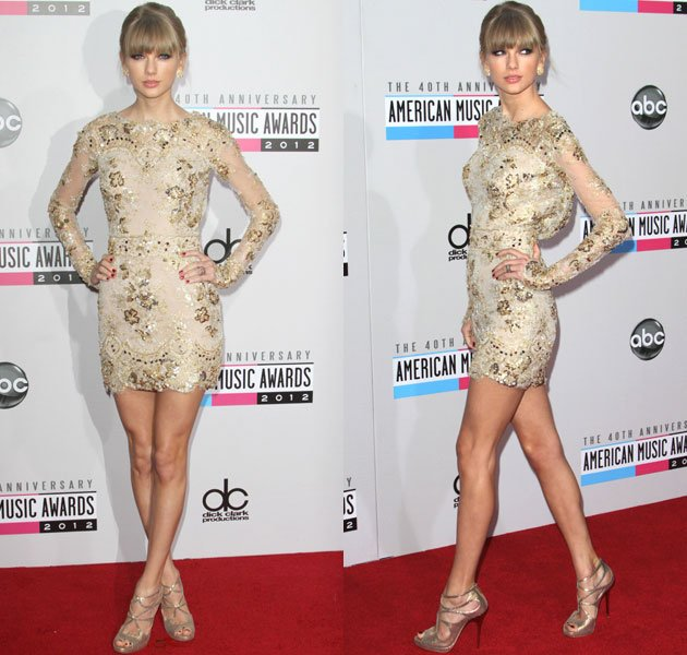 Taylor Swift, AMAs